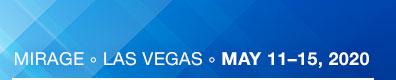 May 7–10, 2019. Mirage Hotel. Las Vegas.
